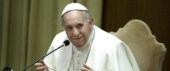 Papa Francesco,   Roma 5 Febbraio 2015 ANSA/GIUSEPPE LAMI