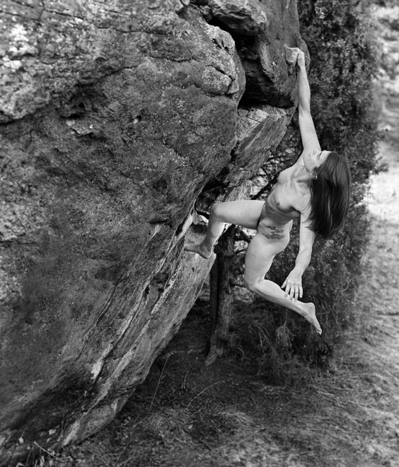 arrampicata senza veli 2