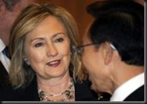 Hillary clinton takeaki Matsumoto