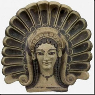 donna etrusca