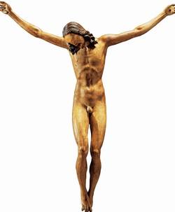 il piccolo crocifisso di Michelangelo