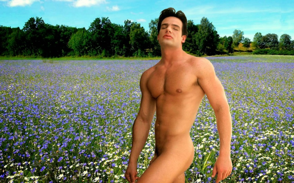 naked man in nature (men_f362nu