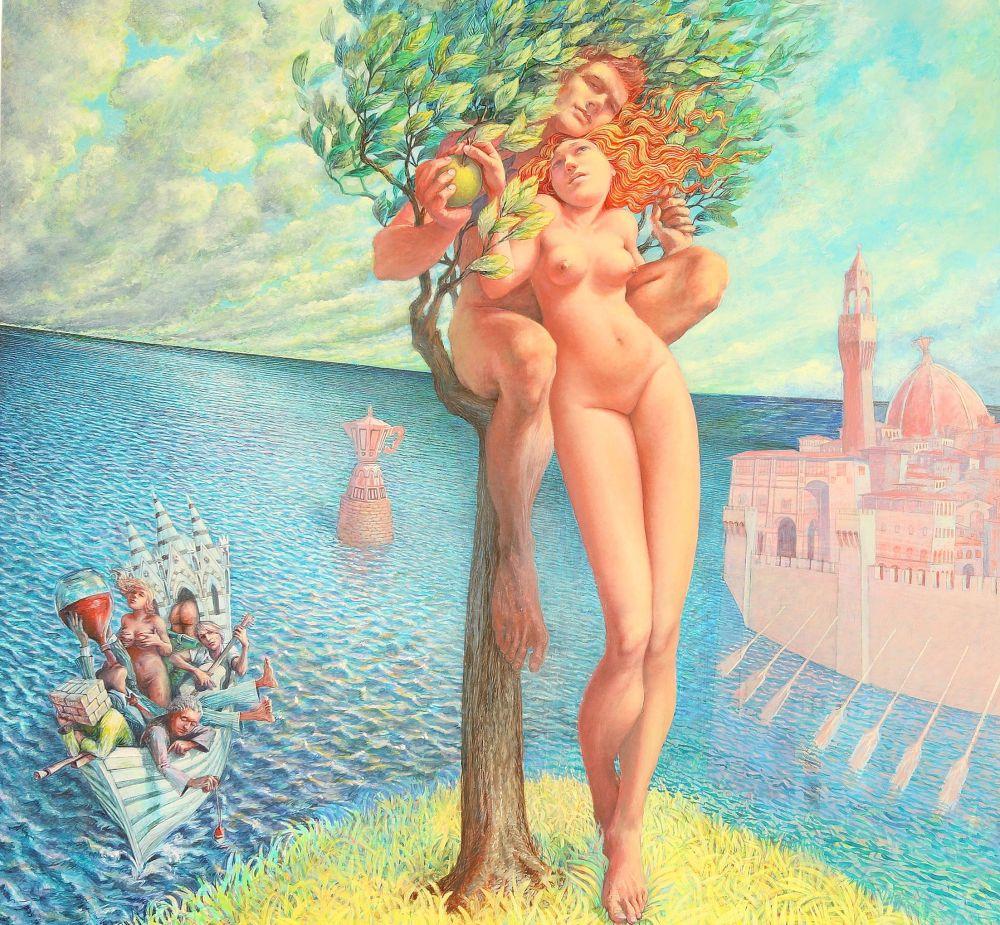 Adamo ed Eva 1,6 mb