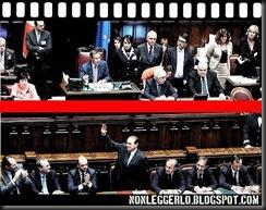 Berlusconi DUCE DUCE DUCE