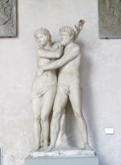 Bargello, Adamo ed Eva