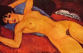 Amedeo Mdigliani nudo 15