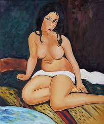 Amedeo Modigliani nudo 13