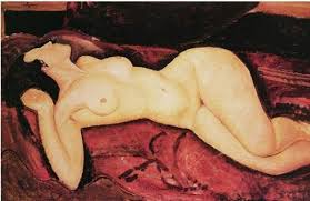 Amedeo modigliani nudo 4