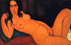 Amedeo Modigliani nudo 5