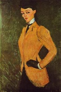 Amedeo_Modigliani_-_The_Amazon