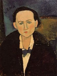 Amedeo_Modigliani_Portrait_of_Elena_Pavlowski