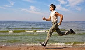 correre uomo