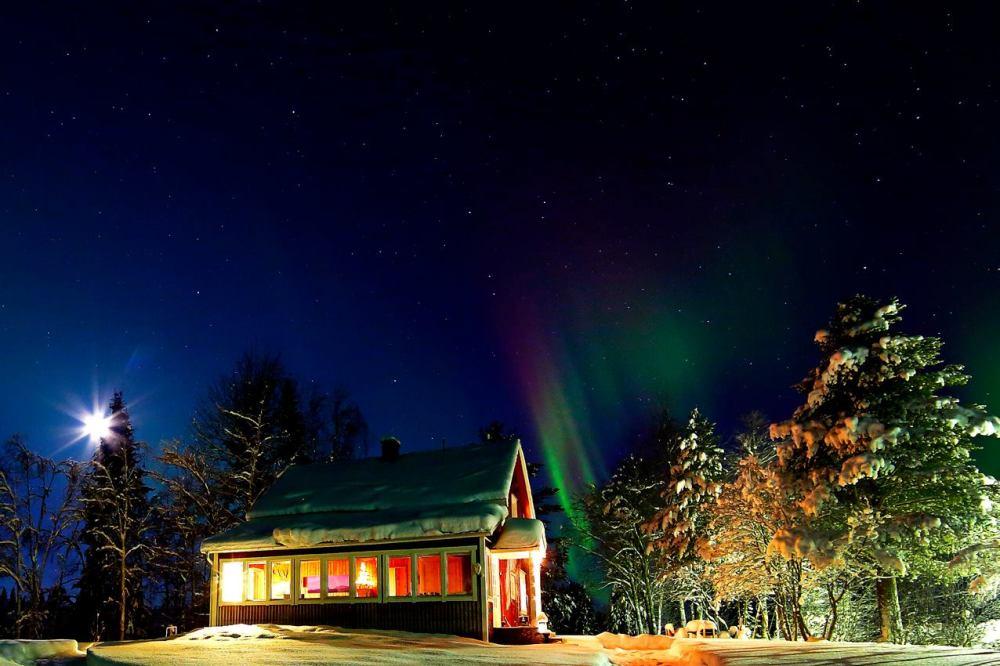 Andrea Barghi  aurore boreali 2