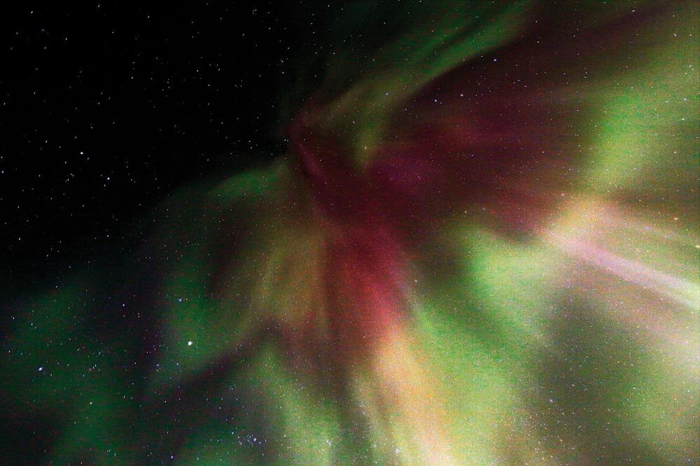 Andrea Barghi aurore boreali 4