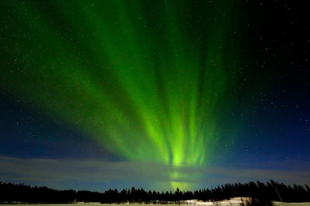 Andrea Barghi aurore boreali 5