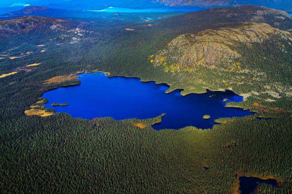 Andrea Barghi  Lago Voulep Jervasjàvrre