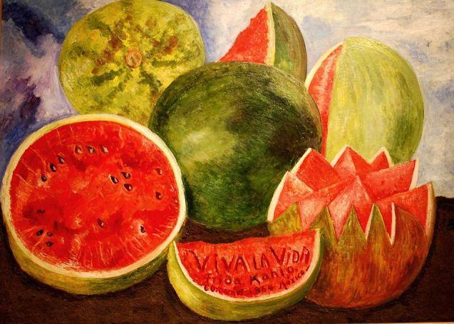 Frida Khalo ,viva la vida