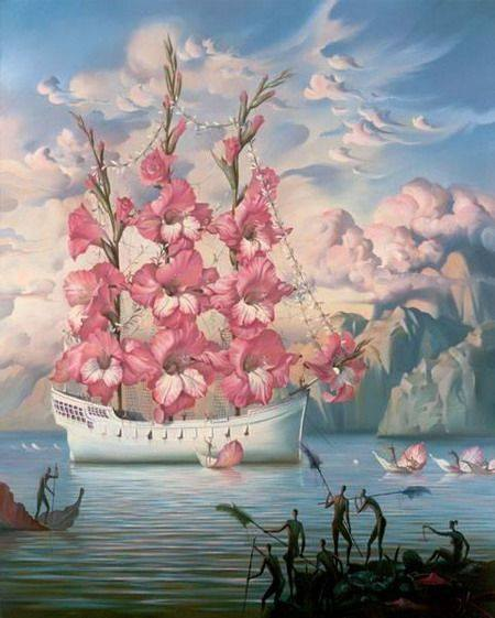 VAscello ibisco rosa
